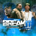 Break It 2 (Hosted By Money Man) mixtape cover art