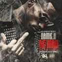 Dame.B - Be Mad mixtape cover art