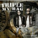 Mark Toosharp & Big Bo - Triple My Bag mixtape cover art