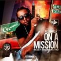 Rell Zeppelin - On A Mission mixtape cover art