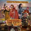 Finessin The City mixtape cover art