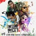 Finessing The City 2 mixtape cover art