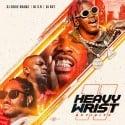Heavy Wrist Activity 11 mixtape cover art