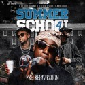 Summer School 4 mixtape cover art