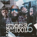 Summer School 6 mixtape cover art