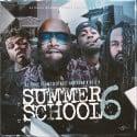 Summer School 6 mixtape cover art