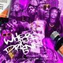 Where The Drank 5 mixtape cover art