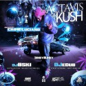 Actavis & Kush 2 mixtape cover art