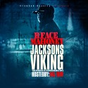 B. Face Mahoney - Jacksons Viking (The Story Of An Unconquerable Soul) mixtape cover art