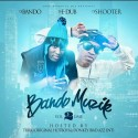 Bando Muzik 2 mixtape cover art
