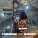 Benji Frank - Trap Dedication (Reloaded) mixtape cover art