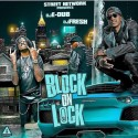 Block On Lock mixtape cover art