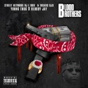 Blood Brothers mixtape cover art
