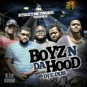 Boyz N Da Hood mixtape cover art