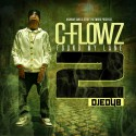 C-Flowz - Found My Lane 2 mixtape cover art