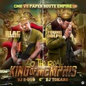 CMG vs Paper Route Empire (Who The Real #KOM) mixtape cover art