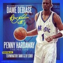 Dame Debiase - Penny Hardaway mixtape cover art