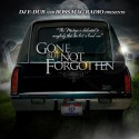 Gone But Not Forgotten mixtape cover art