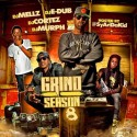 Grind Season 8 (Hosted By Sy Ari Da Kid) mixtape cover art