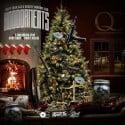 #Hoodorments mixtape cover art