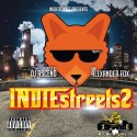 Indie Streets 2 mixtape cover art