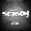 Indy Season mixtape cover art