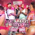 InkLyfe - We Support The Strippers mixtape cover art
