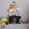 J-Wil - Rare Ghetto mixtape cover art