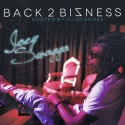 Joey Swagga - Back 2 Bizness Mixtape mixtape cover art