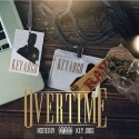 Keyargo - #Overtime mixtape cover art
