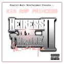 Kia Rap Princess - Heiress To The Throne 2 mixtape cover art