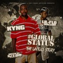 Kyng - #GlobalStatus mixtape cover art