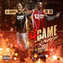 La Choppa & Tre Sr - 4 Game Sweep mixtape cover art