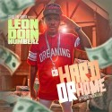 Leon DoinNumberz - Go Hard Or Go Home mixtape cover art