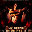 Lil Boone - I'm On Fye mixtape cover art