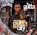 Lil Gutta - Welcome To Gutta City mixtape cover art