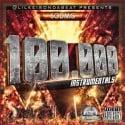 Lil Keis - 100,000 Instrumentals mixtape cover art