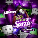 Lok3y - No Mo Dirty Sprite mixtape cover art