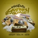 Mackn Maal - Sandwich Bag Muzik mixtape cover art