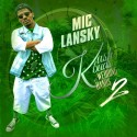 Mic Lansky - Kush Buds & Wedding Bands 2 mixtape cover art
