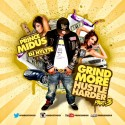 Prince Midus - Grind More Hustle Harder 3 mixtape cover art