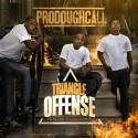 Prodoughcall - Triangle Offense mixtape cover art