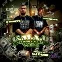 Q Money & Rob Riches - G.M.A.D. 3 (Get Money All Day) mixtape cover art