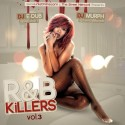 R&B Killers 3 mixtape cover art