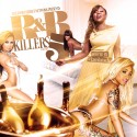 R&B Killers 5 mixtape cover art