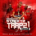 Streets & Traps mixtape cover art
