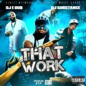 That Work mixtape cover art