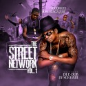 The Street Network mixtape cover art