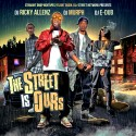 The Streets Is Ours mixtape cover art