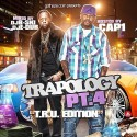 Trapology 4 (Hosted By Cap1) mixtape cover art